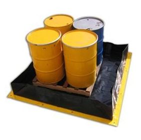 Versatile and light weight portable bunding solutions from Spill Station