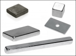 Rare Earth magnets (Neodymium) blocks from AMF Magnetics.