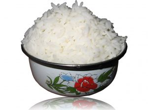 White rice has a lower content of nutrients than brown rice including fibre, magnesium and vitamins, some of which are associated with a lower risk of type 2 diabetes.
