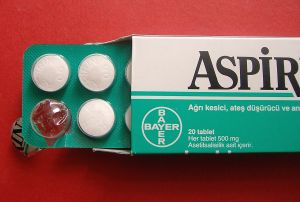Aspirin is so widely used that it has become the commonest cause of ulcer bleeding.