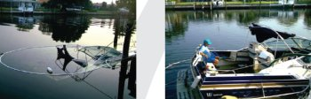 Case Study: Salvage recovery - pleasure craft