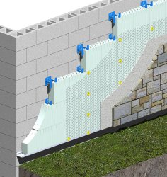 High Performance Insulation System - R-ETRO
