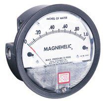 Differential Pressure Gauges - Magnehelic® Series 2000
