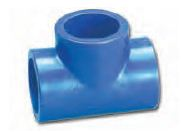 Compressed Air Fitting | Blue PE100