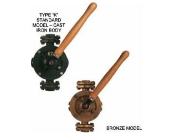 Sigma Semi-Rotary Hand Pumps