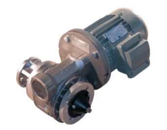 AR Gear Motor Actuator