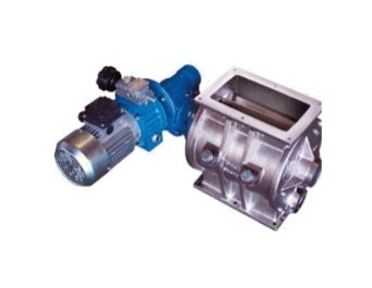 RVS Blow-Through Rotary Valves