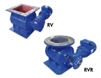 RV - RVR Drop-Through Rotary Valves