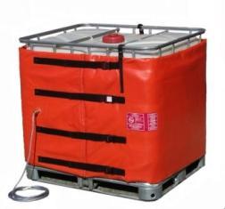 InteliHeat Heater Jacket for Hazardous Areas