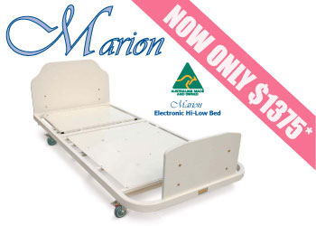 """""""Marion"""" Electronic High-Low Bed"""