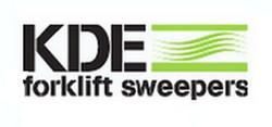 KDE Forklift Sweeper