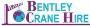 Bentley Crane Hire