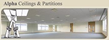 Alpha Ceilings & Partitions