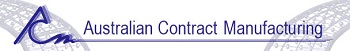Australian Contract Manufacturing