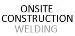 Onsite Construction Welding