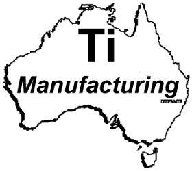 Ti Manufacturing