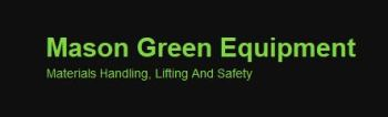 Mason Green Equipment